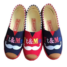 Comfortable New Casual Women Flats 2016 Soft Old Beijing casual shoes Women Boat Shoe