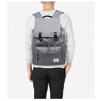 Canvas laptop backpack for 13.3'' Apple Macbook Pro,Air /Asus U303 /YOGA 3 Pro Bag Rucksack school backpacks Travel Daypacks