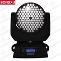 108 X 3 Вт RGBW из светодиодов мытья движущихся головного света из светодиодов освещение сцены перемещение головы / SX-MH10803
