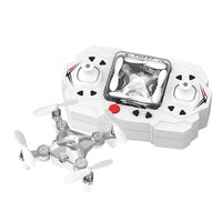 FQ11 Foldable Drone RC Quadcopter With Remote Controller 360 Degree Flips Wireless Helicopter Portable RC Model