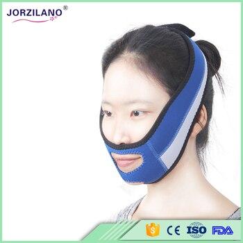 Health Care Facial Slimming Bandage Beauty Tools Elastic Skin Color Face Mask Bandage Mouth Lift-up Chin Slimming V Face Shaper