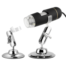 On sale 500X Digital microscope Electronic USB Microscope Camera  Endoscope Magnifier led Magnifying Glasses Desk Loupe Lamp Practical