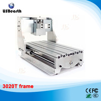 Free Of TAX To Russia CNC Router DIY CNC Frame For Small Engraving Machine Cnc Rack