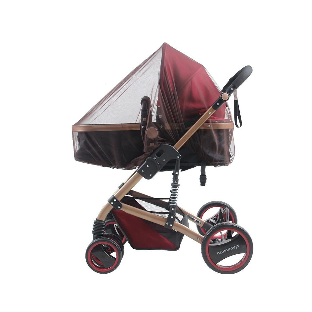 Baby Crib Netting Portable Foldable Baby Stroller Pushchair Mosquito Insect Shield Net Infants Protection Mesh Mosquito Net