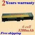 Bateria do portátil para lenovo thinkpad sl510 2847 jigu sl510 2875 série thinkpad t410 t t410i t420 t510 t510i t520 sl510 W510