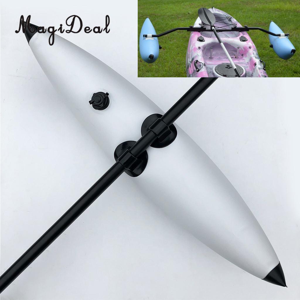 MagiDeal PVC Қанау Балық аулаушы SUP Жаңа - Су спорт түрлері - фото 1