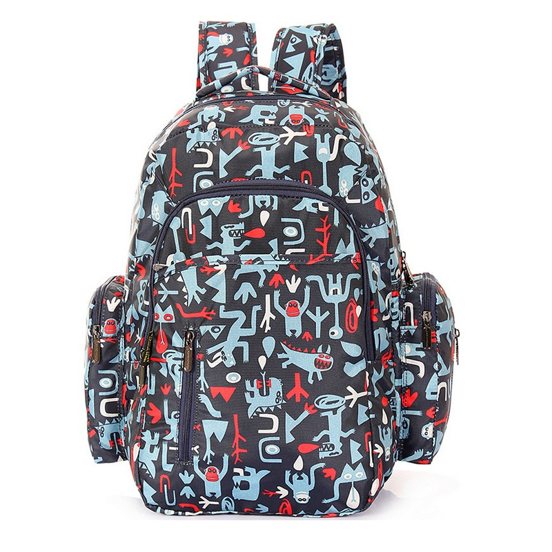 Large Capacity Nappy Bags Mummy Backpack Aboutbaby Designer Diaper Maternal Mom Baby Care Pouch Insulated Nursing Fashion Pram fashion cute panda baby mummy diaper nappy bags keep fresh lunch breast milk bag thermal portable travel picnic hobos baby care