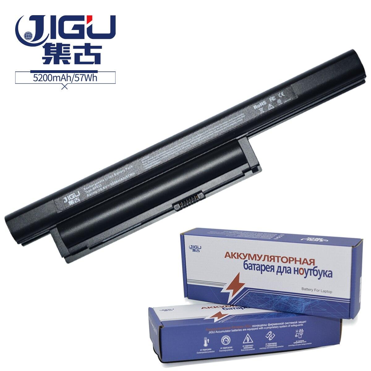 Jigu 5200 Mah Batterie D Ordinateur Portable Pour Sony Vaio Vpc