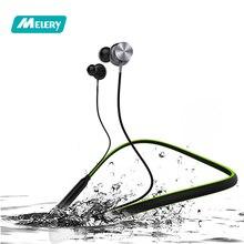 Esporte Audifonos fone de Ouvido Sem Fio Bluetooth Fone de Ouvido Neckband Fone de Ouvido Estéreo com microfone fone de ouvido À Prova D' Água kulaklik