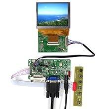 Кабель DVI+кабель VGA контроллер доска+LVDS на Tcon доска+3.5 дюймов PD035VX2 640*480 ЖК-панель