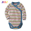 ZOFZ Striped Baby Boy Clothes Jumpsuit Newborns Casual Baby Girl ClothesBaby Rompers Full Sleeve Pure Cotton Infant Boy Clothing