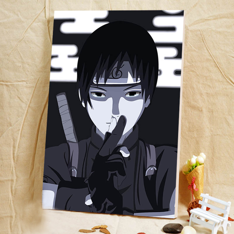 Naruto  Diy Oil Painting  Japan Style Cartoon Pictures   Digital Paint By Numbers  Coloring By Numbers  Modular Painting