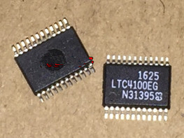 1 pcs LTC4100EG LTC4100 SSOP24