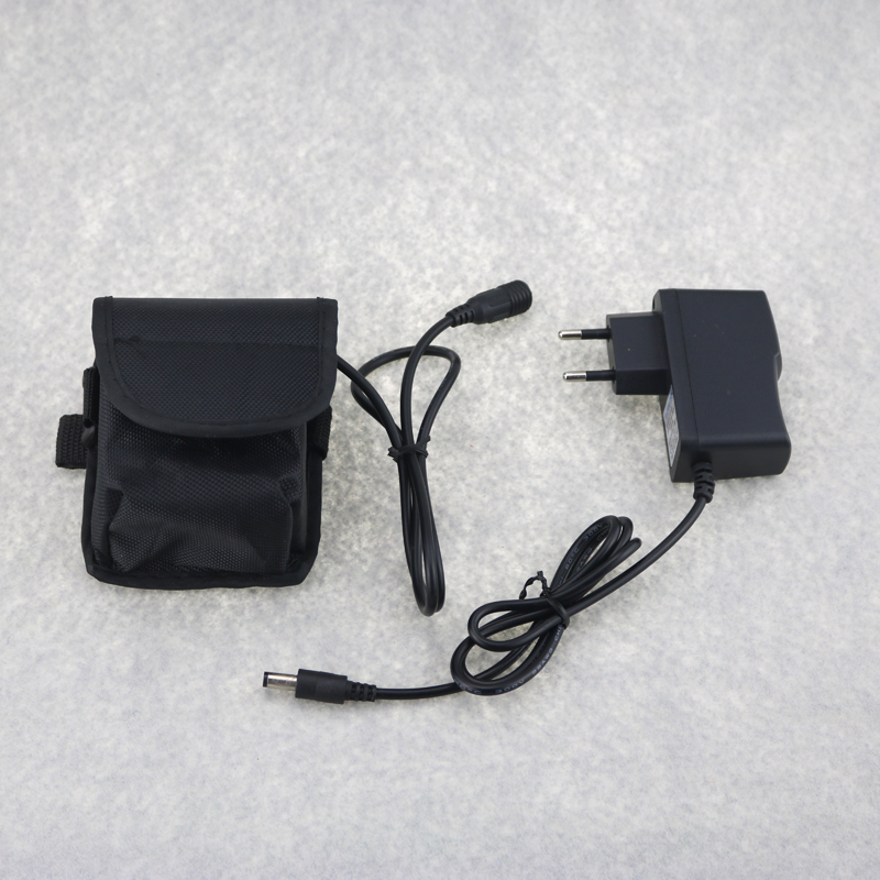 X2 X3 Bicycle Lights Rechargeable 8.4V 36000mAh 26650 Li-ion Battery Pack Battery Power With DC Screw Thread Port With Charger