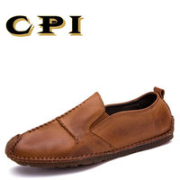 CPI NEW British Style All Match Shallow Men S Casual Shoes 2018 Soft Breathable Comfortable Lightweight