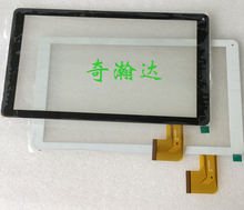 "New touch screen Digitizer For 10.1"" Irulu expro x10 Tablet Touch panel Glass Sensor Replacement Irulu x10 Free Shipping"