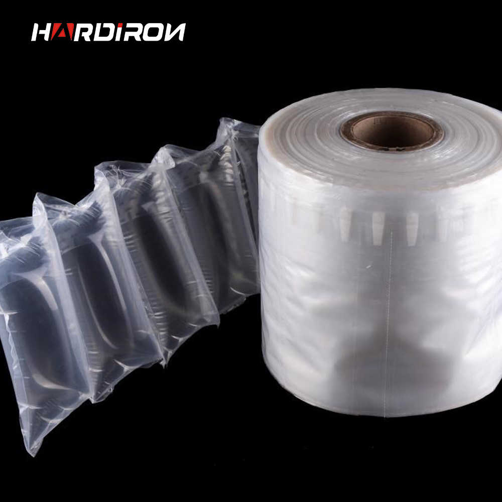 Plastic clear buffer Science technology environmental protection pouches Inflatable air buffer Conjoined in pack bags