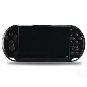Image 2 - Powkiddy Retro Handheld Game Controller 8GB หน้าจอ 5.1 นิ้วเกมคลาสสิก AV เอาต์พุตคอนโซลวิดีโอเกมทีวีภาพยนตร์สนับสนุนกล้อง