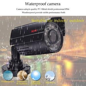 Image 4 - Macchina fotografica del CCTV sistema di sicurezza kit 4CH 720P/1080P AHD telecamera di sicurezza DVR Kit CCTV Outdoor Indoor casa video Sistema di Sorveglianza