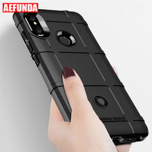 Xiomi Rugged Shield Case for Xiaomi Mi A2 8 Lite 6X Mi 9 Red