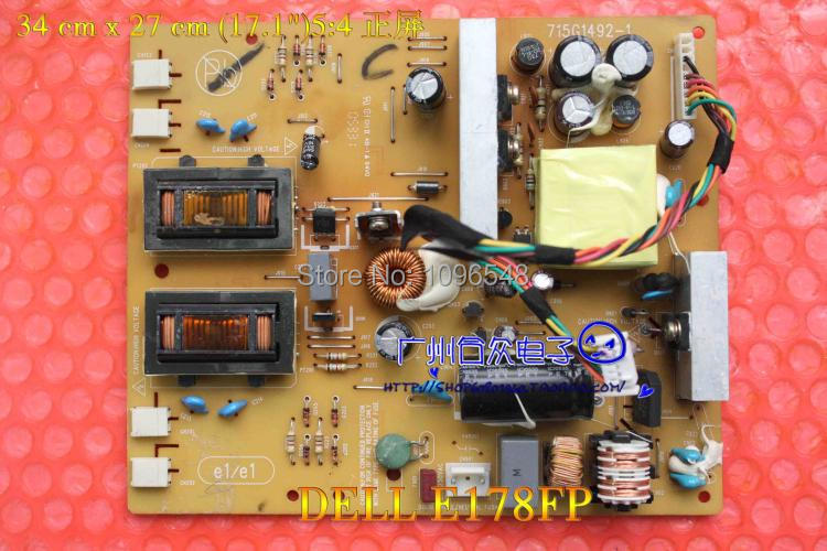 Free Shipping>Original 100% Tested Working E178FP Power Board 715G1492-1  Inverter Board мок подвязка для растений park hg1261 50 м 0 48 мм