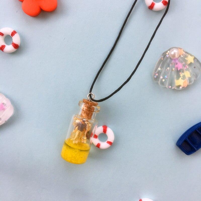 Make A Wish Bottle Pendant 5
