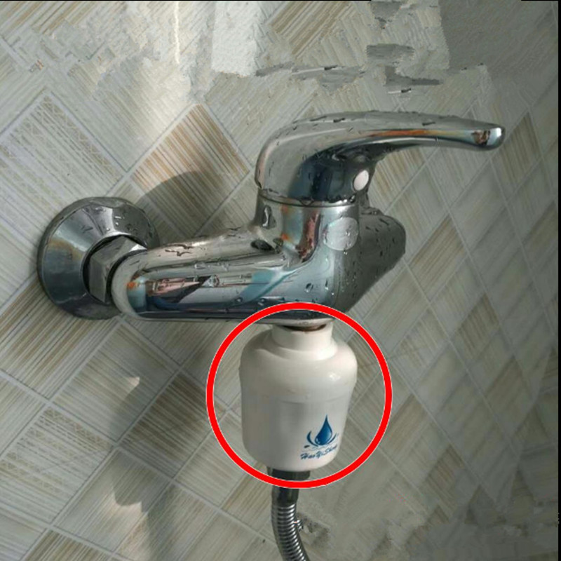 DONYUMMYJO New Kitchen Water Tap Clean Softener Remove Home Shower ...