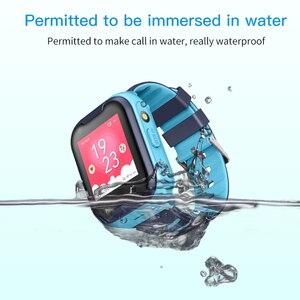 Image 3 - KG50 4G Детские Смарт часы, GPS трекер, детские часы, 4G Видео smartwatch, SOS будильник, камера, телефон, часы для детей PK A36E