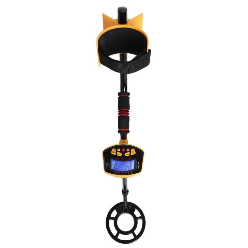 все цены на Hot Sale MD-3010II Underground Metal Detector Gold Digger Treasure Hunter Deep Sensitive онлайн