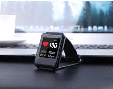 В наличии TK002 Smart Браслет оригинальной IP67 монитор сердечного ритма долгого ожидания фитнес для Android IOS PK Xiaomi miband 2 браслет