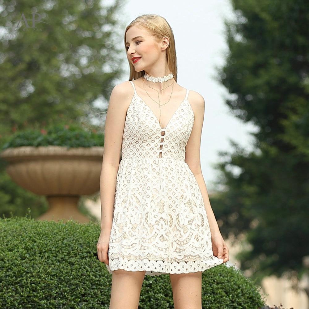 Summer Dress Alisa Pan AS05615CR Sexy Cute Women Girl ...