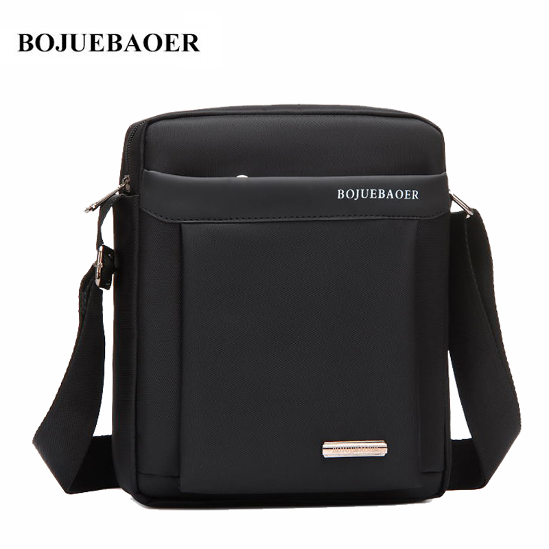 Men Bag 2017 New High Quality Canvas Men Messenger Bags Oxford Famous Brand Mens Small Shoulder Bag Black Travel Crossbody Bags
