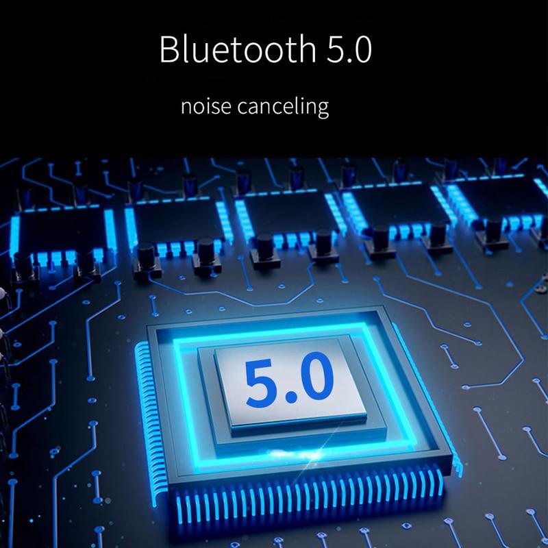 OU8SU Bluetooth Earphone i10 TWS Wireless Earphones For iphone xiaomi Earpiece Sport Earbuds auriculares bluetooth inalambrico in Bluetooth Earphones Headphones from Consumer Electronics