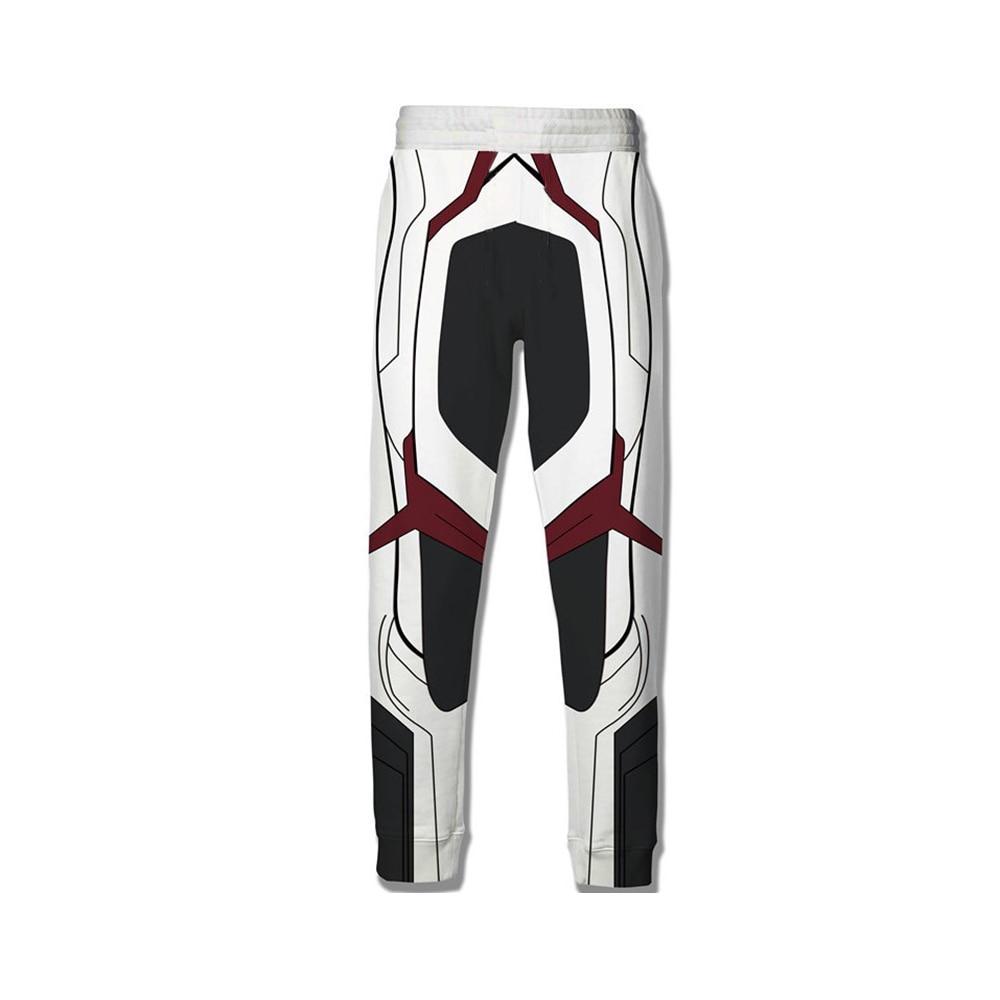100% Wahr Kostüme Hosen Avengers Endgame Quantum Reich Cosplay 3d Druck Männer Und Frauen Casual Hosen Sportliche Hosen Lange Hosen