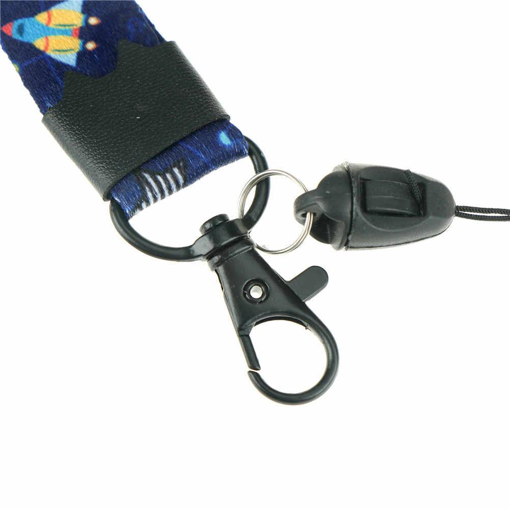 Del fumetto Del Telefono Cellulare Da Polso della Mano Cinghie Catena Cellulare Keychain di Fascino Fili dd Lacci FAI DA TE Hang Rope Lariat Cordicella 1Pcs