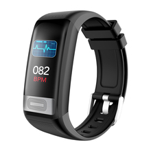 Congdi C20S Fitness tracker Smart Wristband Blood Pressure Heart Rate ECG Monitor фитнес браслет IOS Android Q sport Bracelet