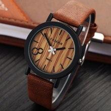 Nouveau Arrivent CHAUDE Prestigio Analogique Montre-Bracelet En Bois De Mode De Luxe Hommes Horloge Ultra-Léger DAMES MONTRE Bois Bracelet reloj hombre