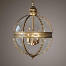 35 CM Moderne Pendelleuchten für Esszimmer wohnzimmer Industrielle küche leuchten anhänger beleuchtung mit Käfig Lampenschirm Schwarz, Bronze