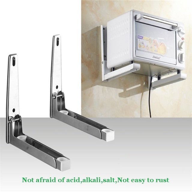 Microwave Wall Shelf Brackets Bestmicrowave