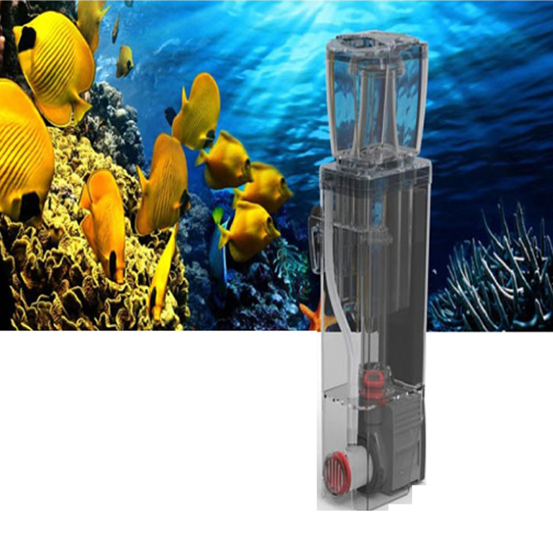 BMQQ2 Internal Protein Skimmer Marine Aquarium Fish Tank Accessory