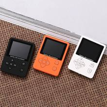 1.8 LCD Screen MP3 MP4 Player Support Up to 32GB TF Memory Card hi fi fm radio mini USB music player walkman Photo Viewer eBook