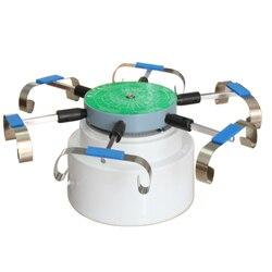 220V 6 arms Watch test winder mechaniczny zegarek maszyna do nawijania narzędzi  automatyczna maszyna cyklotestowa do 6 zegarków