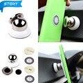 Universal de 360 grados del coche dashboard soporte magnético gps del teléfono del sostenedor del montaje para iphone para smartphone