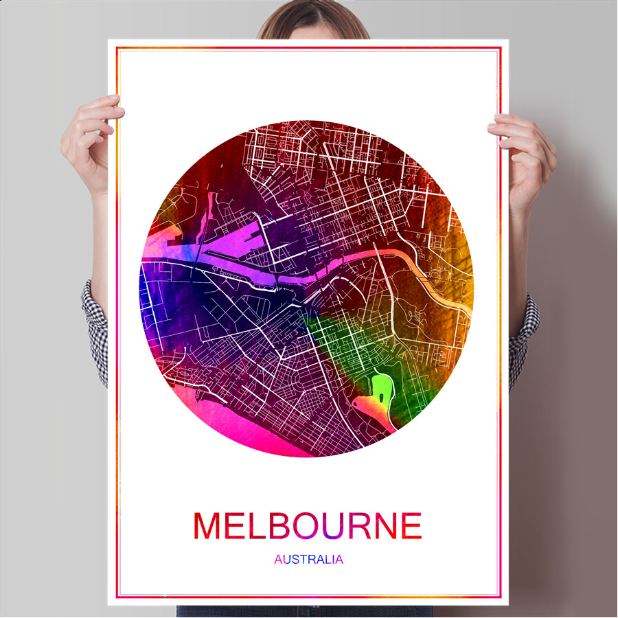 Berühmt Filmplakat Rahmen Australien Bilder - Benutzerdefinierte ...