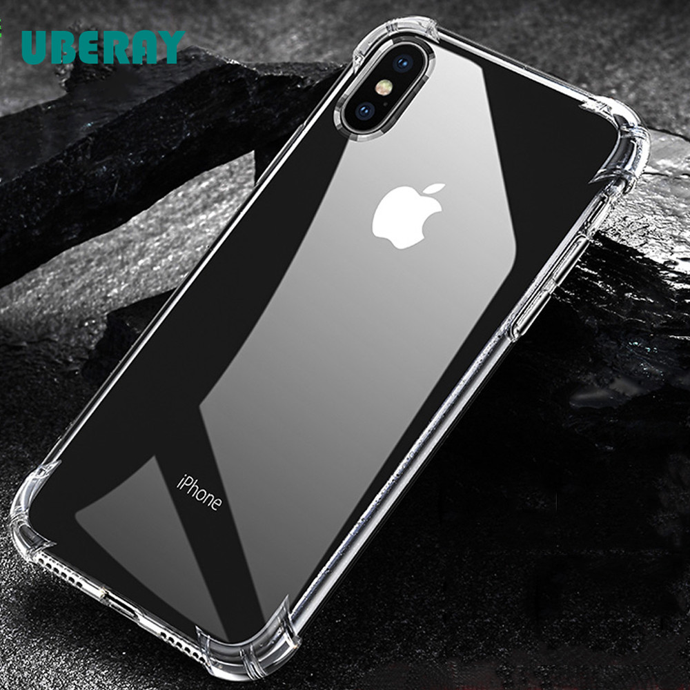 iSecret For iPhone X XS Max Case For iPhone 7 8 Plus Shockproof Soft Silicone Phone Case For iPhone XS XR 8 7 Cover Coque Funda