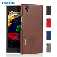 High Quality Vintage Luxury PU Leather Phone Cases For Lenovo P70 Cover Mobile Phone Accessories For Lenovo P70-t Case