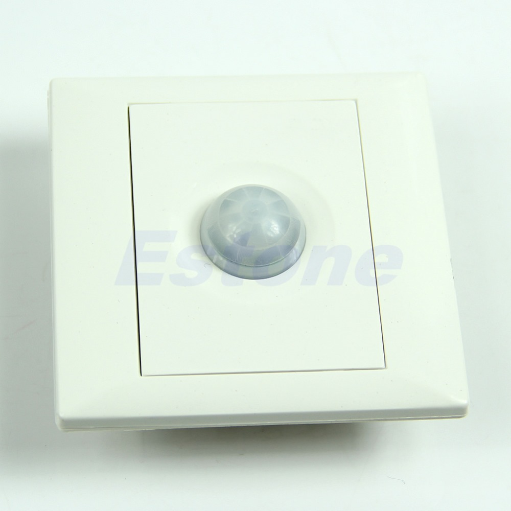Sensor Automatic Light Lamp IR Infrared Motion Control Switch Energy Saving-Y103 new saving energy ir sensor module