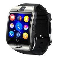 PLYSIN Bluetooth Smart Uhr Entriegelt Uhr-handy SIM 2G GSM mit Kamera, unterstützung Schlaf-monitor Push-nachricht VS DZ09