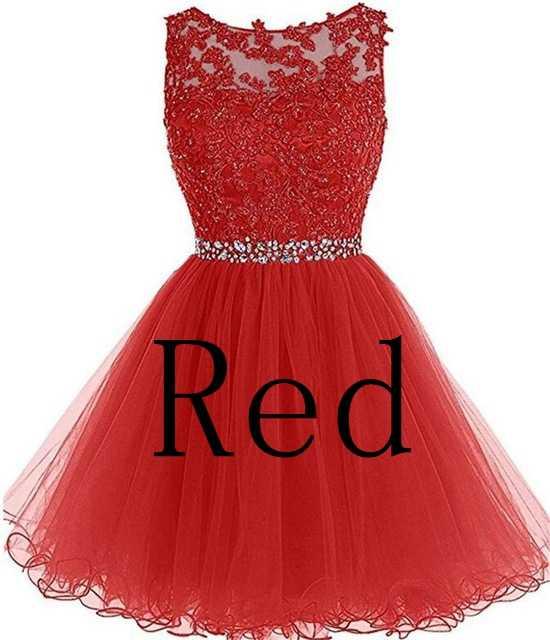 ANGELSBRIDEP סקסי קצר/מיני שיבה הביתה שמלות 2019 עם אפליקציות ואגלי Vestidos Cortos מיוחד אירוע סיום שמלות