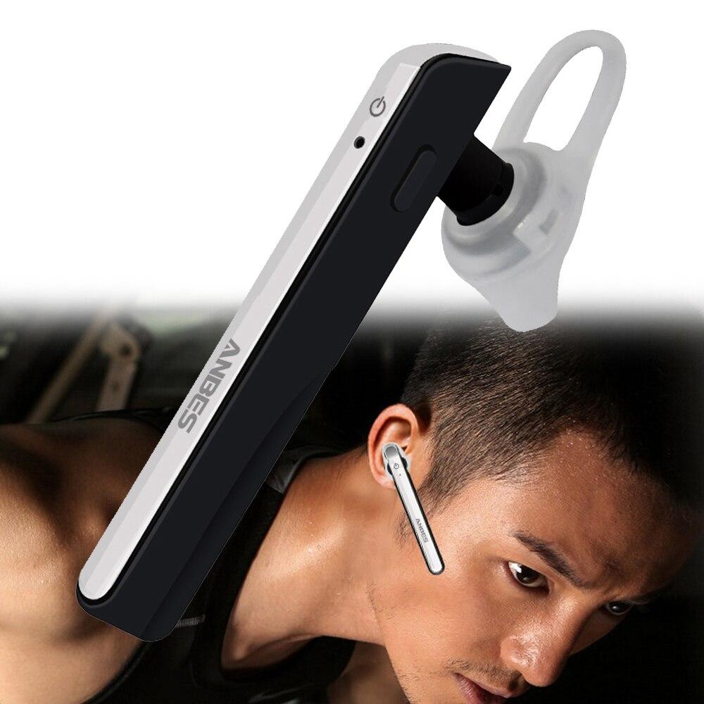 ANBES Wireless Bluetooth4.1 Headphones Stereo Headset Universal Mini High Sound Quality Music Earphone Handsfree with Mic high quality 2016 universal wireless bluetooth headset handsfree earphone for iphone samsung jun22